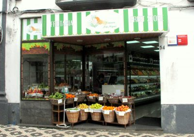 Chase | Azores - 6803-Street market with tons of fruit