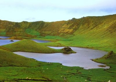 Chase | Azores - 6823-Crater lake