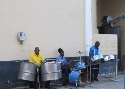 Chase | Barbados - 6648- Steel Drums