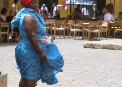 Chase | Cartagena Columbia - 5804-fruit hat woman