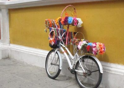 Chase | Cartagena Columbia - 5978 - bicycle vendor