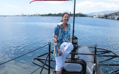 Day 73 | Honolulu Hawaii | Pearl Harbor Avenger