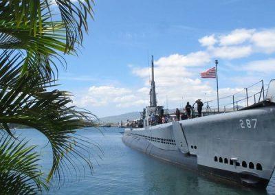 Chase | Honolulu -USS Bowfin