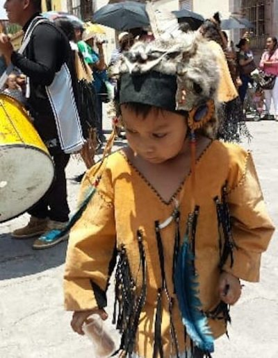 Chase | San Miguel | June 2017 | Parade Tiny Indian Boy