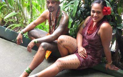 Day 68 | Apia Samoa  | Meet Chris