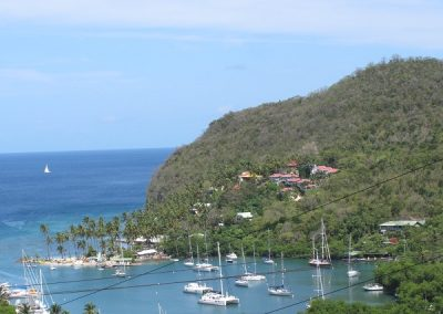 Chase | St Lucia 8 Skyline