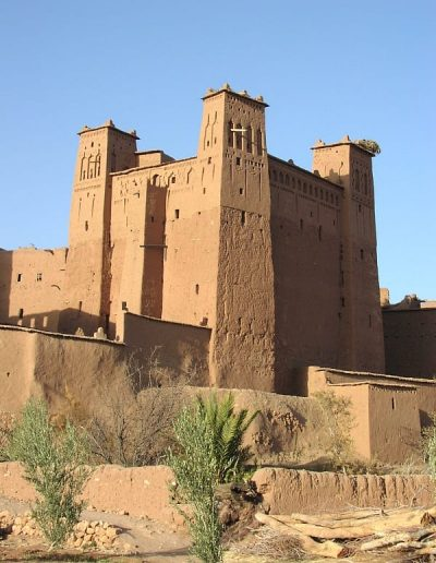 This kasbah had been in many movies