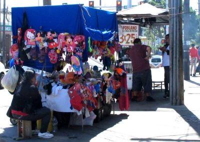 street vendor in Tijuana